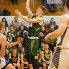 12-13-19<br /> Tri Central vs Eastern boys basketball<br /> Eastern's Levi Mavrick shoots.<br /> Kelly Lafferty Gerber | Kokomo Tribune