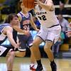 Western HS vs Rossville boys basketball on Dec. 14, 2019. <br /> Tim Bath | Kokomo Tribune