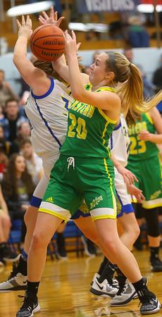 12-13-19<br /> Tri Central vs Eastern girls basketball<br /> <br /> Kelly Lafferty Gerber   Kokomo Tribune