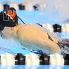 12-3-19<br /> Western swimming<br /> Jenaka Hawkins swims the butterfly in the girls 200 IM.<br /> Kelly Lafferty Gerber | Kokomo Tribune