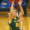 12-27-19<br /> Kokomo vs Eastern boys basketball in the Phil Cox Memorial Holiday Tournament<br /> Eastern's Drew Monize shoots.<br /> Kelly Lafferty Gerber | Kokomo Tribune
