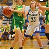 12-13-19<br /> Tri Central vs Eastern girls basketball<br /> <br /> Kelly Lafferty Gerber | Kokomo Tribune