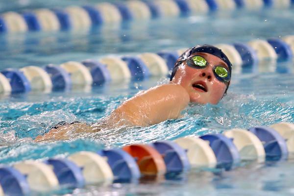 Swim meet between Kokomo HS and Northwestern HS on Monday December 16, 2019.<br /> Tim Bath | Kokomo Tribune
