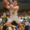 12-13-19<br /> Tri Central vs Eastern boys basketball<br /> TC's Mason Pickens grabs a rebound.<br /> Kelly Lafferty Gerber | Kokomo Tribune