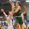 12-13-19<br /> Tri Central vs Eastern boys basketball<br /> Eastern's Matt Arcari shoots.<br /> Kelly Lafferty Gerber | Kokomo Tribune