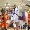 12-10-19<br /> Northwestern vs Hamilton Heights girls basketball<br /> <br /> Kelly Lafferty Gerber | Kokomo Tribune