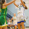 12-13-19<br /> Tri Central vs Eastern girls basketball<br /> TC's Brittany Temple shoots.<br /> Kelly Lafferty Gerber | Kokomo Tribune