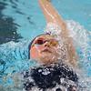12-11-9<br /> Kokomo swimming<br /> Macee Reckard in the girls 200 IM.<br /> Kelly Lafferty Gerber | Kokomo Tribune