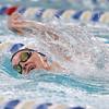 12-11-9<br /> Kokomo swimming<br /> Shelby Wells in the girls 200 yard medley relay.<br /> Kelly Lafferty Gerber | Kokomo Tribune