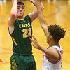 12-27-19<br /> Kokomo vs Eastern boys basketball in the Phil Cox Memorial Holiday Tournament<br /> Eastern's Ethan Wilcox puts up a shot.<br /> Kelly Lafferty Gerber | Kokomo Tribune