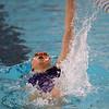 Northwestern's Catherine Bath swimming the 200 yard medley relay during the swim meet between Kokomo HS and Northwestern HS on Monday December 16, 2019. <br /> Tim Bath | Kokomo Tribune
