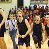 12-6-19<br /> Western vs Northwestern boys basketball<br /> From left: Eli Edwards, Brayden Bishop, Austin O'Neal, and Ethan Kinney celebrate after winning the game.<br /> Kelly Lafferty Gerber | Kokomo Tribune