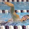 12-5-19<br /> Northwestern swimming<br /> Kaylynne Fernandes in the girls 200 yard medley relay.<br /> Kelly Lafferty Gerber | Kokomo Tribune