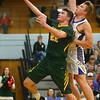 12-13-19<br /> Tri Central vs Eastern boys basketball<br /> Eastern's Ethan Wilcox puts up a shot.<br /> Kelly Lafferty Gerber | Kokomo Tribune