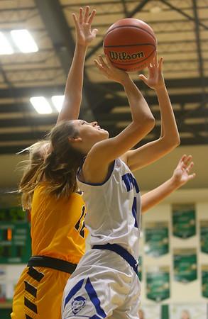 2-9-19 Tipton vs Monroe Central girls regional basketball semi-final  Kelly Lafferty Gerber | Kokomo Tribune