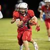 Colton Dean runs the ball