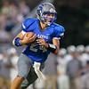 Ethan Barnhart finds open field