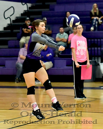 Mount Vernon Varsity Lady Tigers vs Chapel Hill Lady Devils Volleyball  game photos