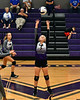 Mount Vernon Varsity Lady Tigers vs Hooks Lady Hornets Volleyball  game photos