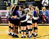 Mount Vernon Varsity Lady Tigers vs Tatum Lady Eagles Area Volleyball  game photos