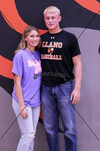 FFA Graci Phillips and Kimble Schuessler