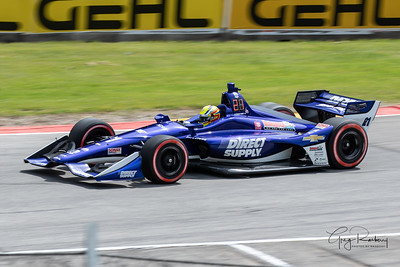 The NTT IndyCar Series