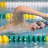11-19-19<br /> Eastern girls swimming<br /> Lauryn Shane in the 200 yard freestyle.<br /> Kelly Lafferty Gerber   Kokomo Tribune