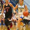 11-22-19<br /> Tri Central vs Taylor girls basketball<br /> <br /> Kelly Lafferty Gerber | Kokomo Tribune