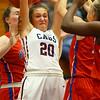 11-20-19<br /> Cass vs Kokomo girls basketball<br /> Cass' Kyla Mennen grabs a rebound.<br /> Kelly Lafferty Gerber | Kokomo Tribune