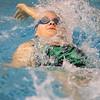 11-19-19<br /> Eastern girls swimming<br /> Lola Williams doing the backstroke in the 200 yard medley relay.<br /> Kelly Lafferty Gerber   Kokomo Tribune