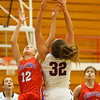 11-20-19<br /> Cass vs Kokomo girls basketball<br /> <br /> Kelly Lafferty Gerber | Kokomo Tribune
