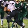 11-8-19<br /> Eastern vs Eastbrook sectional football championship<br /> Eastern's Karson West takes down Eastbrook's Justin Starr.<br /> Kelly Lafferty Gerber | Kokomo Tribune