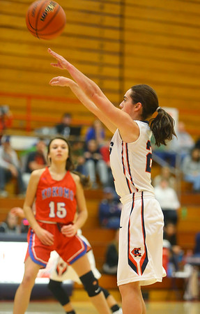 11-20-19<br /> Cass vs Kokomo girls basketball<br /> <br /> Kelly Lafferty Gerber   Kokomo Tribune