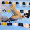 11-21-19<br /> Western vs Kokomo girls swimming<br /> Western's Jenaka Hawkins doing the freestyle in the 200 yard medley relay.<br /> Kelly Lafferty Gerber | Kokomo Tribune