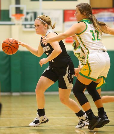 11-7-19<br /> Eastern vs Western girls basketball<br /> <br /> Kelly Lafferty Gerber | Kokomo Tribune