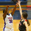11-13-19<br /> Taylor vs Kokomo girls basketball<br /> <br /> Kelly Lafferty Gerber | Kokomo Tribune