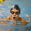 11-19-19<br /> Eastern girls swimming<br /> Cora Kendall in the 200 yard IM.<br /> Kelly Lafferty Gerber | Kokomo Tribune