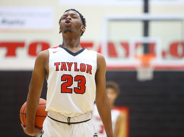 11-27-19<br /> Taylor vs Frankton boys basketball<br /> <br /> Kelly Lafferty Gerber | Kokomo Tribune