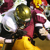 11-1-19<br /> Eastern vs Alexandria football<br /> <br /> Kelly Lafferty Gerber | Kokomo Tribune