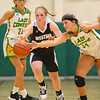 11-7-19<br /> Eastern vs Western girls basketball<br /> Eastern's Jeanie Crabtree steals the ball from Western's Morgan Ousley.<br /> Kelly Lafferty Gerber | Kokomo Tribune