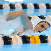 11-21-19<br /> Western vs Kokomo girls swimming<br /> Kokomo's Macee Reckard in the 200 yard freestyle.<br /> Kelly Lafferty Gerber | Kokomo Tribune