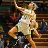11-7-19<br /> Eastern vs Western girls basketball<br /> Eastern's Lexi James puts up a shot.<br /> Kelly Lafferty Gerber | Kokomo Tribune