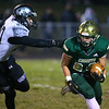 11-8-19<br /> Eastern vs Eastbrook sectional football championship<br /> Eastern's Ethan Jones runs the ball.<br /> Kelly Lafferty Gerber | Kokomo Tribune
