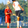 Soccer between Kokomo High School and Logansport High School on Sept. 17, 2019.<br /> Tim Bath | Kokomo Tribune