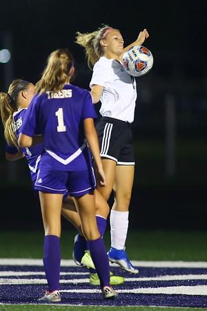 Western HS girls defeat Northwestern HS 3-0 on Sept. 19, 2019.<br /> Tim Bath   Kokomo Tribune