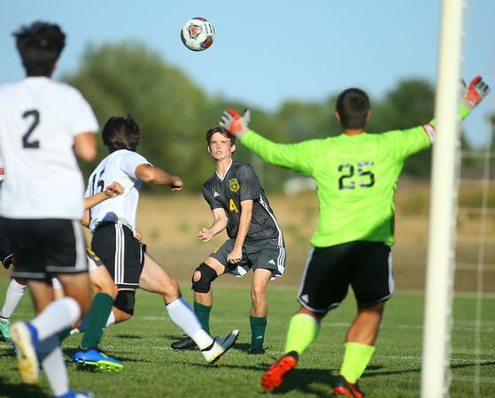 9-26-19<br /> Eastern vs Sheridan boys soccer<br /> <br /> Kelly Lafferty Gerber | Kokomo Tribune