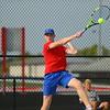 9-10-19<br /> Kokomo vs Maconaquah boys tennis<br /> Kokomo 3 singles Jackson Richards<br /> Kelly Lafferty Gerber | Kokomo Tribune