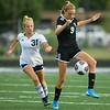 9-28-19<br /> Western vs Central Catholic girls soccer Hoosier Conference Tournament<br /> <br /> Kelly Lafferty Gerber   Kokomo Tribune