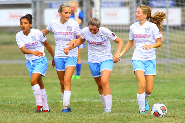 Maconaquah won beating Kokomo 4-2 Saturday Sept. 20, 2019.<br /> Tim Bath | Kokomo Tribune