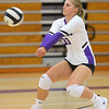 9-3-19<br /> Northwestern vs Clinton Central volleyball<br /> NW's Emma Byrum goes for the dig.<br /> Kelly Lafferty Gerber | Kokomo Tribune